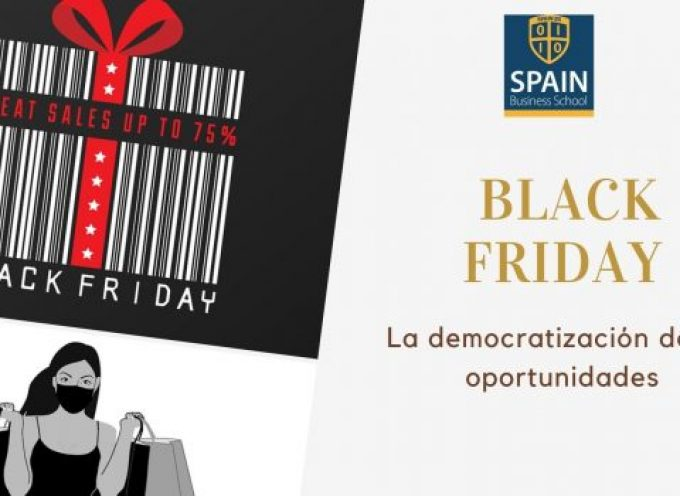 Black Friday 2020: Democratización de las oportunidades