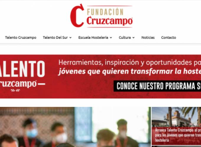 Cruzcampo lanza una plataforma de desarrollo personal y empleo en hostelería