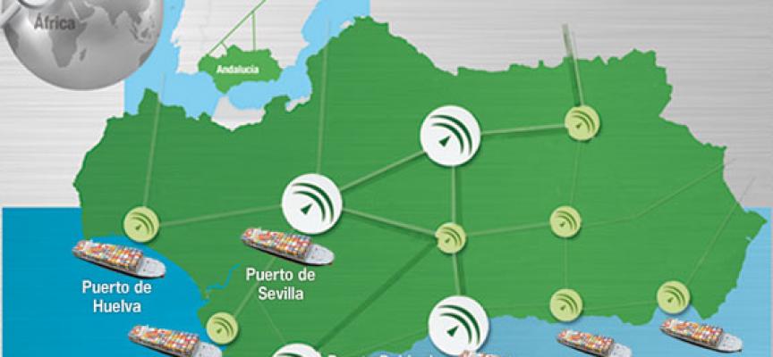 Andalucía creará 4.500 empleos en las obras de sus áreas logísticas