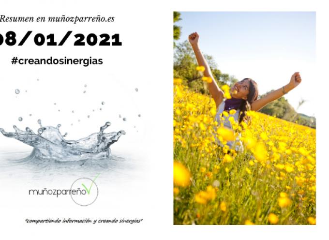 Boletín 1/2021 – #creandosinergias viernes 8 de enero de 2021