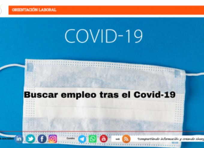 Buscar empleo tras el Covid-19