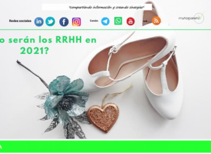 ¿Cómo serán los RRHH en 2021?