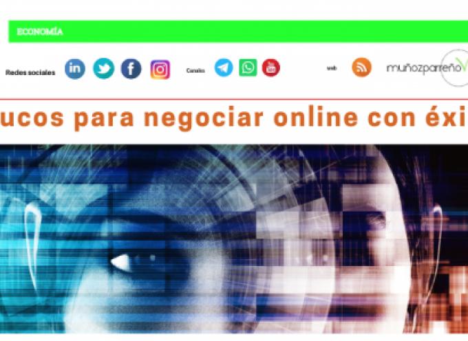 9 trucos para negociar online con éxito