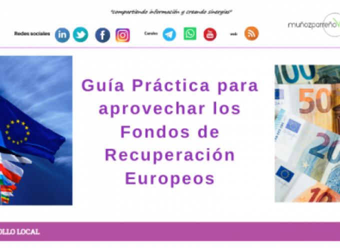 Guía Práctica para aprovechar los Fondos de Recuperación Europeos