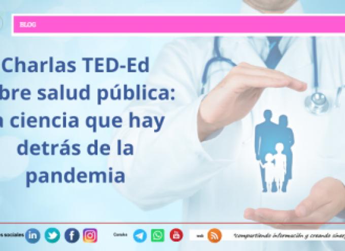 Charlas TED-Ed sobre salud pública: la ciencia que hay detrás de la pandemia