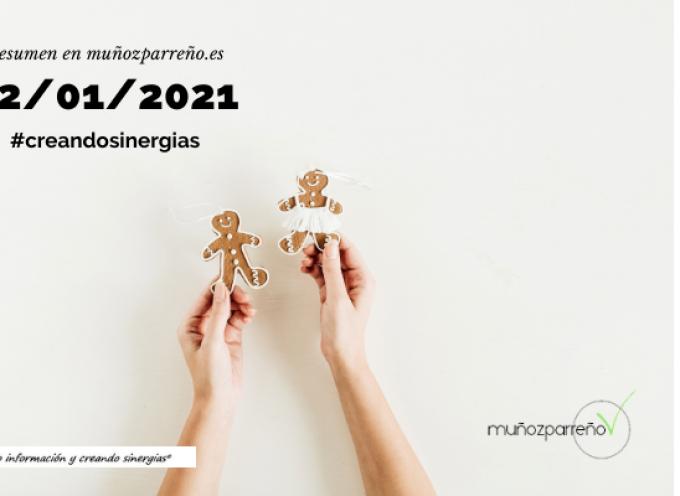 Boletín 5/2021 – #creandosinergias viernes 22 de enero de 2021