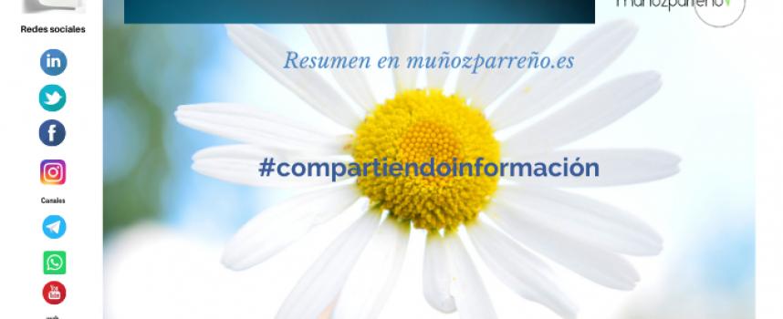 Boletín 12/2021 – #compartirinformacion |  martes 16 de febrero de 2021
