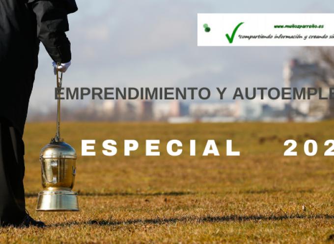 Especial 2020 – Autoempleo y Emprendimiento en www.muñozparreño.es