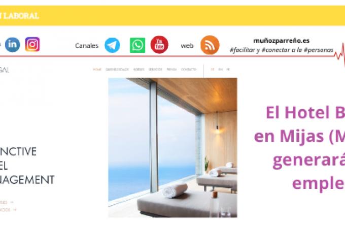 El Hotel Byblos en Mijas(Málaga) generará 200 empleos