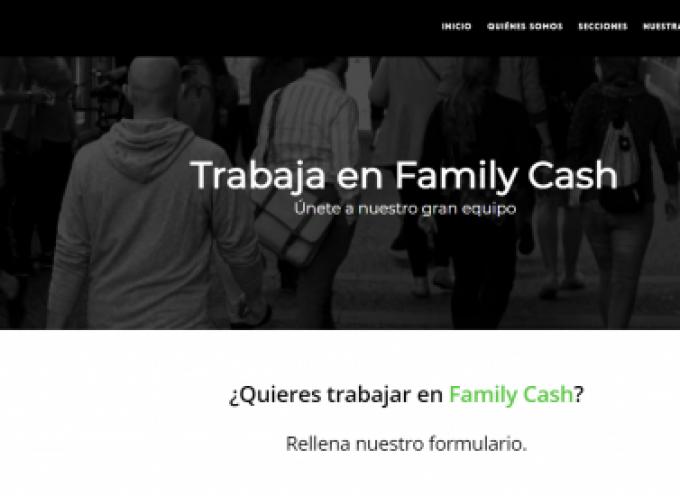 Abierto proceso de selección para cubrir 90 puestos de trabajo en Family Cash