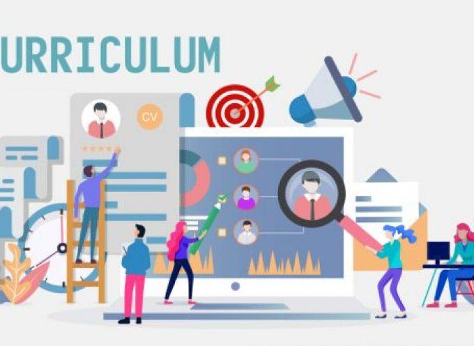 Cursos gratuitos online #Currículum para difundir tu perfil profesional, #selección…